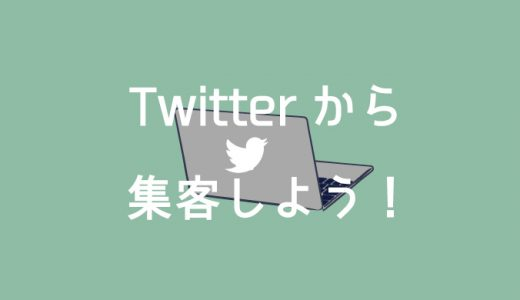 Twitterを活用した集客で効率的にブログのアクセス数を増やすコツ
